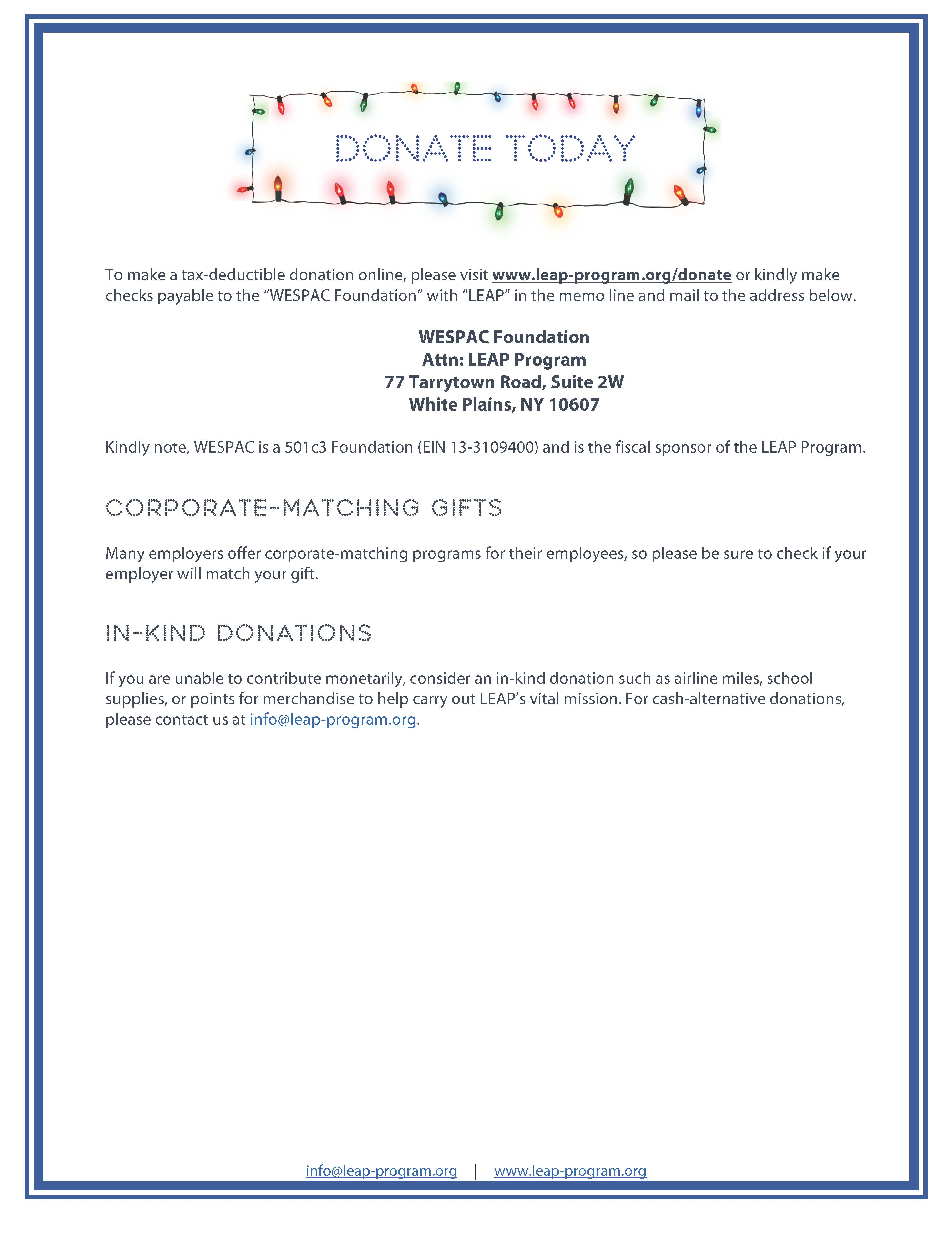 Holiday Fundraising Letter – Final_Page_2